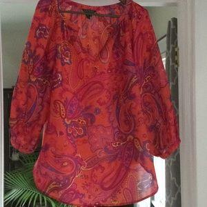 Ralph Lauren tunic